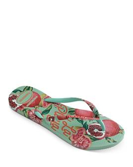 havaianas - Women's Slim Summer Flip-Flops