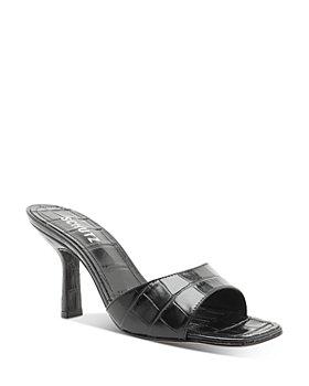 SCHUTZ - Women's Posseni Slip On High-Heel Sandals