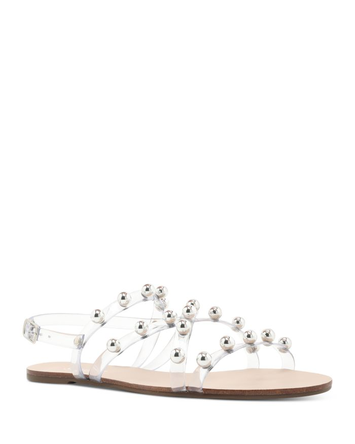 SCHUTZ Women's Lina Embellished Strappy Sandals    Bloomingdale's