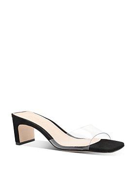 SCHUTZ - Women's Onoria Slip On High-Heel Sandals