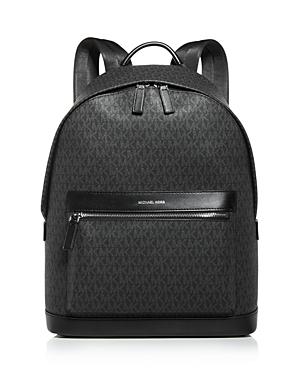 Michael Kors Mason Explorer Signature Backpack