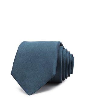 Theory - Roadster Matte Silk Skinny Tie