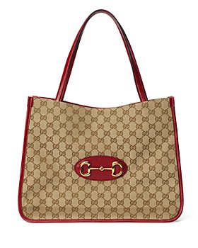 Gucci - 1955 Horsebit GG Canvas Tote Bag