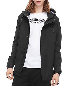 Moose Knuckles - Lead Rider Water-Repellent Hooded Jacket