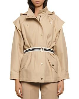 Sandro - Jony Hooded Coat