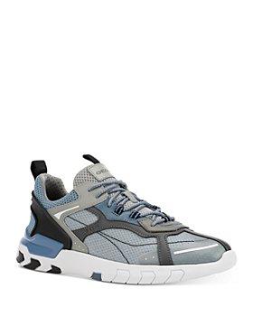 Geox - Men's Grecale Suede High Top Sneakers