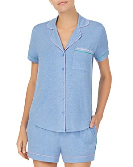 kate spade new york - Breakfast in Bed Shorts Pajama Set