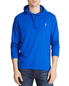 Polo Ralph Lauren - Cotton Jersey Hooded Tee