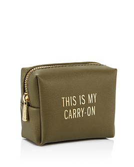 Pinch Provisions - Vegan Leather Travel Kit