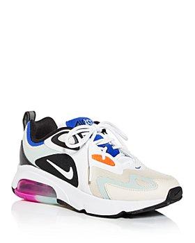 Nike - Women's Air Max 200 Low-Top Sneakers