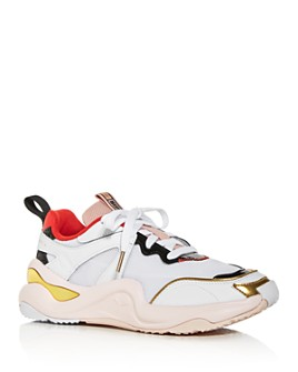 PUMA - x Charlotte Olympia Women's Rise Low-Top Sneakers