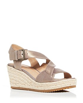 Eileen Fisher - Women's Beckon Espadrille Wedge Sandals