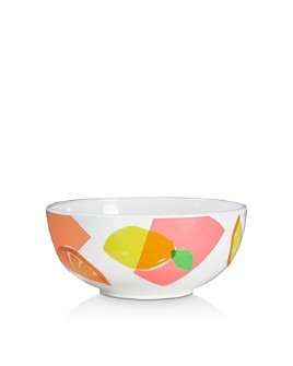 kate spade new york - Citrus Celebration Melamine Bowl