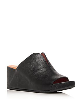 Gentle Souls by Kenneth Cole - Women's Gisele Wedge Mules