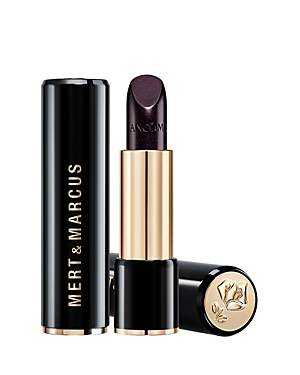 What It Is: A luxurious, hydrating, comfortable lipstick that comes in two finishes (sheer and matte), lasts up to eight hours and is rich in antioxidants. Break the mold and succumb to the thrill with the Lancome x Mert & Marcus limited-edition makeup collection. Dramatic Mert & Marcus colors meet addictive textures and next-level formulas for smoldering eyes and sensual lips. What It Does: L\\\'Absolu Rouge hydrating lipsticks are comfortable, rich in pigment and last for up to eight hours. Key I