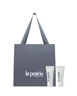 La Prairie - Gift with any La Prairie purchase!