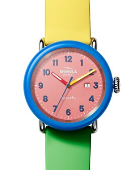 Shinola - The Gumball Detrola Watch, 43mm