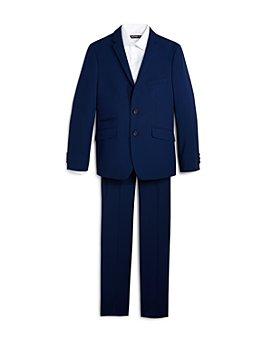 Andrew Marc - Boys' Solid Suit - Big Kid