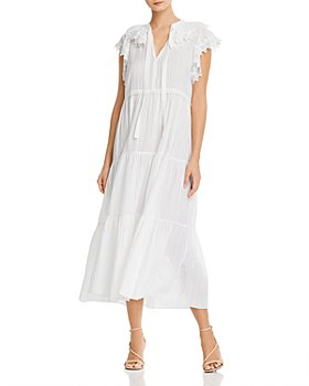 See by Chloé - Cotton Voile Midi Dress