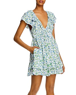 Banjanan - Marni Printed Mini Dress