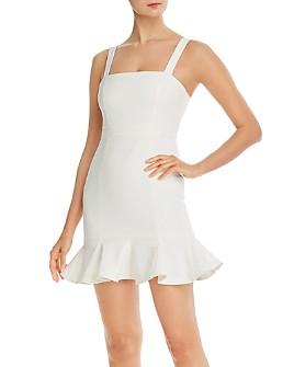 LIKELY - Lilah Ruffled Dress
