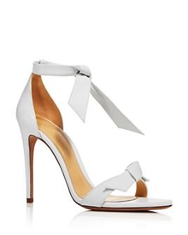 Alexandre Birman - Women's Clarita Ankle-Tie High-Heel Sandals