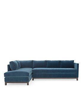 Mitchell Gold Bob Williams - Clifton 2-Piece Sectional
