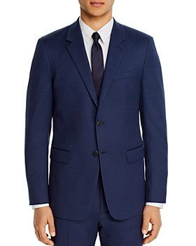 Theory - Chambers Micro-Birdseye Slim Fit Suit Jacket
