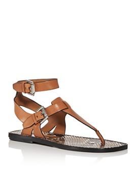Sigerson Morrison - Women's Nolan T-Strap Sandals