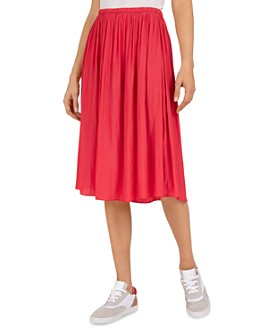 Gerard Darel - Liliana Pull-On Midi Skirt