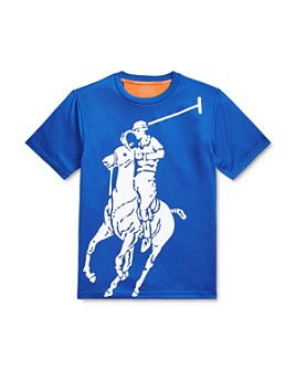 Ralph Lauren - Boys' Polo Sport Tee - Big Kid