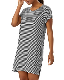 Tommy Bahama - Cassia Striped T-Shirt Dress