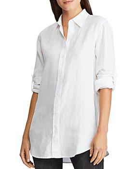 Ralph Lauren - Linen Button-Down Shirt