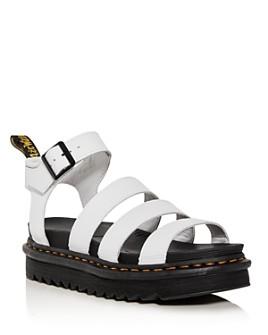 Dr. Martens - Women's Blaire Slingback Platform Sandals