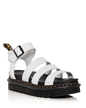 Dr Martens Women\\\'s Blaire Slingback Platform Sandals