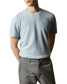 Ted Baker - Basketweave Crewneck Shirt