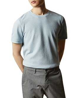 Ted Baker - Basketweave Crewneck Shirt