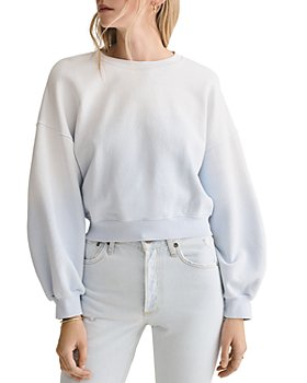 AGOLDE - Dip-Dye Sweatshirt