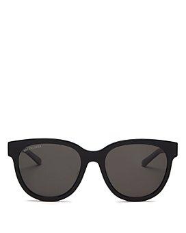 Balenciaga - Women's Polarized Round Sunglasses, 54mm