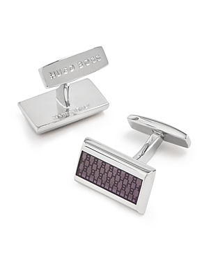 Boss Hugo Boss Laine Enamel Inlay Cufflinks