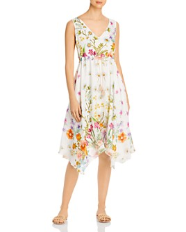 Johnny Was - Flaria Handkerchief-Hem Dress