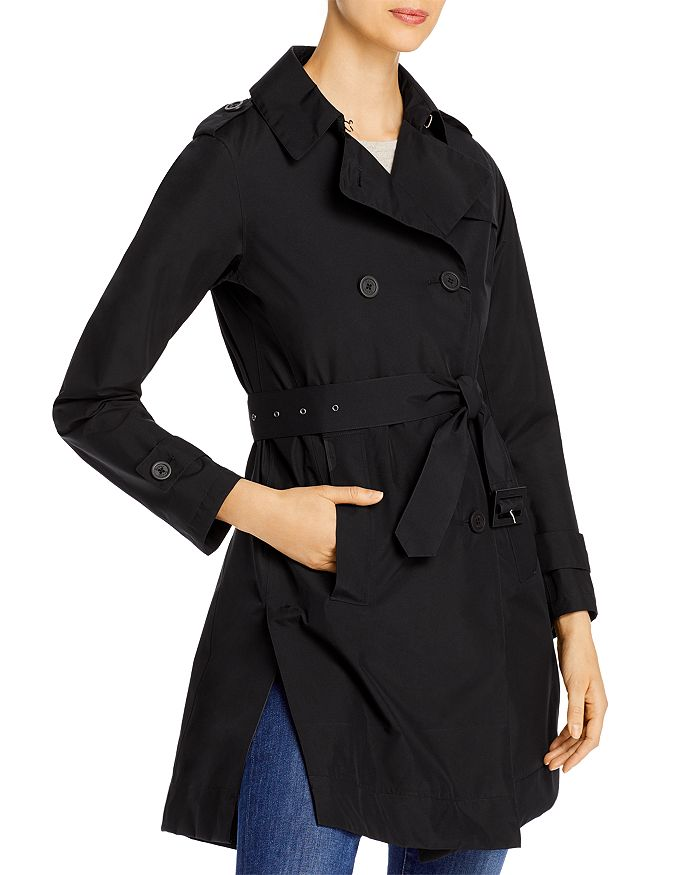 Herno - Laminar Double-Breasted Trench Coat