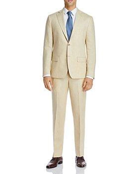 Robert Graham - Robert Graham Delave Linen Slim Fit Suit Separates