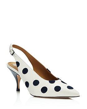 Tory Burch - Women's 70 Slingback Pumps