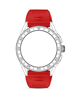 TAG Heuer - Connected Smartwatch Red Strap