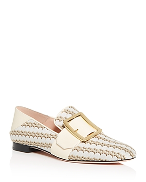 Bally Women's Janelle Buckled Loafers