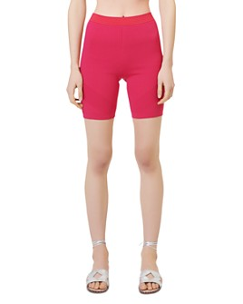Maje - Iping Biking Shorts