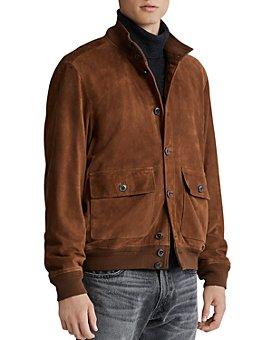 Polo Ralph Lauren - Suede Skeet Jacket