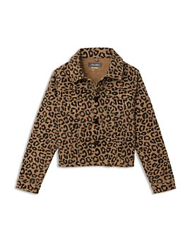 DL1961 - Girls' Manning Leopard-Print Jacket - Big Kid