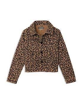 DL1961 - Girls' Manning Leopard-Print Jacket - Big Kid